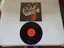 Judas Priest: British Steel Vinyl LP, Hard Rock, Heavy Metal, RARE