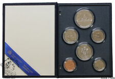 Canada 1987 Specimen Coin Set