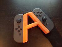 Nintendo Switch joy-con grip, A Shape