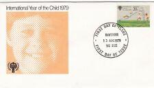 Australia 1979 International Year of the Child FDC Hawthorn CDS Unadressed VGC