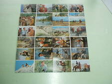 Karl May - Winnetou Eikon - Sammelbilder Old Surehand II - Film Bilder -komplett