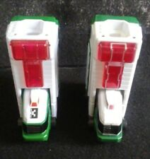 Lot of two Power Ranger SPD Zord Green Foot