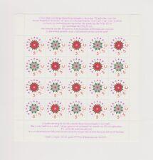 NVPH Nederland V 1542 - 1543 blok sheet MNH PF Decemberzegels 1992 Netherlands