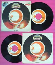 LP 45 7'' ANDREA MINGARDI SUPERCIRCUS Funky funky Sfighe'1977 italy no cd mc dvd
