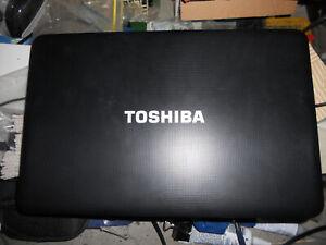 Toshiba Satellite C855D-S5104 500gb HD 4gb Parts or Repair