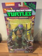 Teenage MUTANT NINJA TURTLES COLLEZIONE DI CLASSICI FILM DONATELLO Figura Nuovo