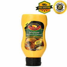 Cheese Jalapeno Squeeze Cheese 11.5 Ounce