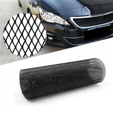 """47.2 """"x 15.8"""" Car Grille Net Aluminum Alloy Diamond Grille Mesh Ventilation Hole"""