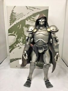 Dr. Doom ThreeA 3A Marvel 1/6 Scale 12 Inch Classic Edition Action Figure