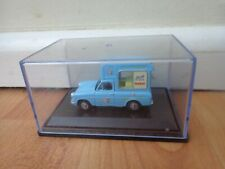 OXFORD DIECAST 1/76 OO SCALE - FORD ANGLIA VAN TONIBELL ICE CREAM 76ANG014