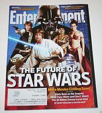 Entertainment Weekly Magazine - November 23, 2012 - Star Wars - Skyfall