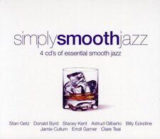 Simply Smooth Jazz [CD]