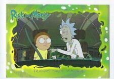 Cryptozoic Rick and Morty base set 1-45