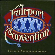 FAIRPORT CONVENTION – XXXV: THE 35TH ANNIVERSARY ALBUM (NEW/SEALED) CD