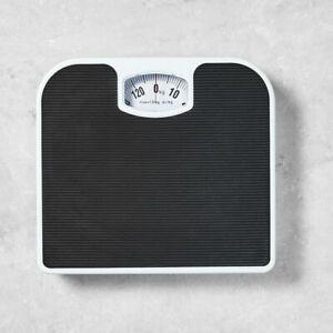 Propert 130 kg Mechanical Bathroom Scales Speedometer Analogue UA