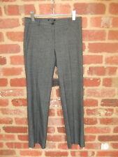 PORTMANS LADIES SIZE 8 AUSTRALIAN MADE DRESS PANTS GREY MARLE CORPORATE WEAR