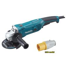 Makita GA5021 110v 1050w 125mm 5in angle grinder 3 year warranty