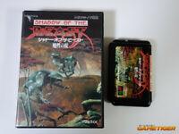 SHADOW OF THE BEAST (No Manual) Sega Megadrive MD JAPAN