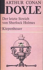 Der letzte Streich von Sherlock Holmes (Arthur Conan Doyle)