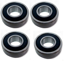 "(4) Wheel Bearing 1-3/8"" OD x 5/8"" ID For Rupp Bonanza Mini Bike Go Kart"