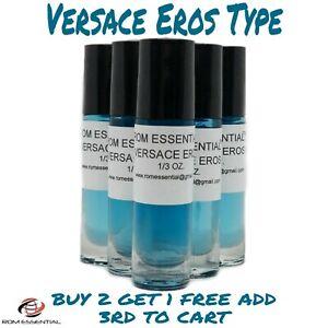 Eros Type Roll On Body Oil Uncut Fragrance 10ml Buy 2 Get 1 Free Rom Essentials