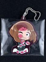 Boku no My Hero Academia Pita! Deforme Acrylic Key Chain 1 Ochaco Uraraka New