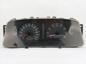 2001 Mitsubishi Montero Sport Speedometer Instrument Cluster MR550224
