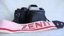 zenit am automat film camera mc helios 44k-4 2/58 lens k bayonet lens mount SLR