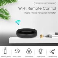 WiFi IR Smart Remote Controller Control For TV Alexa Google Air Conditioner Lamp