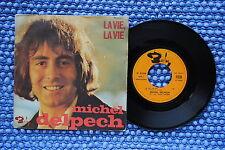MICHEL DELPECH / SP BARCLAY 61 514 / Label 1 / BIEM 1971 ( F )