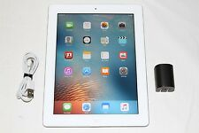 "Apple iPad 2nd Gen 64GB 9.7"" WiFi+3G AT&T Tablet MC984LL/A - White *READ*"