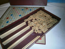 Vintage Scrabble Game, 1953 by Selchow & Righter Co.