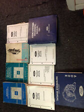 1991 FORD MUSTANG Gt Cobra Service Shop Repair Workshop Manual Set EVTM + LOTS