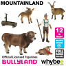 Genuine Bullyland Mountainland Collection Plastic Figurines Mountain Figures