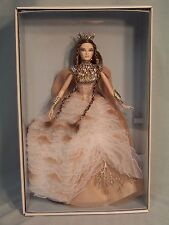 Lady of the White Woods Barbie Doll Gold Label New In Box!