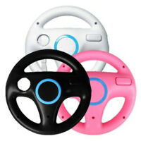 Game racing steering wheel for nintendo wii mario kart remote controller 0cn