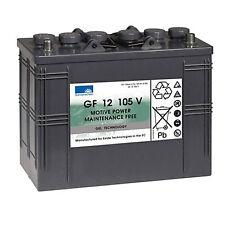 EXIDE GF Sonnenschein Batteria GEL Dryfit Traction BLOCCHI 12 105 V wartungsfr