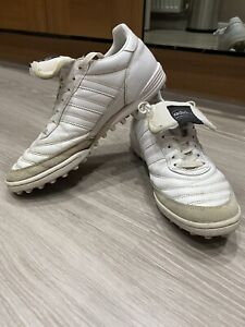 Adidas Mundial Team *RARE* WHITE UK 10