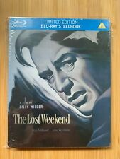 The Lost Weekend (1945) - Masters of Cinema #45 - Blu-ray Steelbook