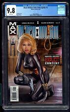 BLACK WIDOW PALE LITTLE SPIDER 1 CGC 9.8 6/02 GREG RUCKA STORY