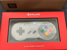 Nintendo Switch Online Limited Edition Super Famicom Controller JAPAN