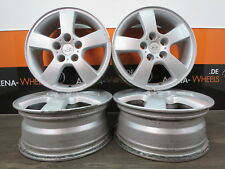 Original Hyundai Tucson JM 6.5J x 16 Zoll ET 46 Alufelgen 52010-2E330 Felgen