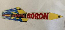 Ampol Boron Rocket