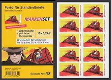 Bund Folienblatt 10 ** 10 x Nr.2807   Udo Lindenberg  Sonderzug nach Pankow