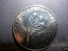 VATICANO Giovanni Paolo II 100 Lire 1982 FDC (UNC)