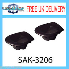 SAK-3206 VOLVO V40 1996 ONWARDS 130MM FRONT DOOR SPEAKER FITTING ADAPTOR KIT