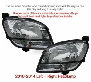 OEM Parts Head Light Lamp Left Right Assembly for CHEVROLET 2010 - 2014 Orlando