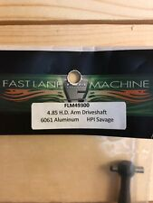FastLane Machine 6061 Aluminum PARTS LOT! Hpi savage X XL Flux FLM