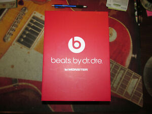 Beats By Dr. Dre-Ear Headphones -SILVER