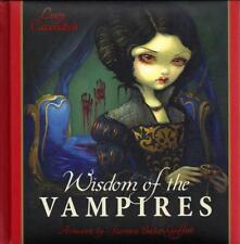 Wisdom Of The Vampires Jasmine Becket-Griffith Les Vampires Lucy Cavendish Book
